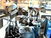 HURRICANE GOLF CLUBS 3-9,P 12PC,BAG